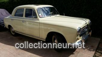 Peugeot 403 B7 - Collectionneur.net